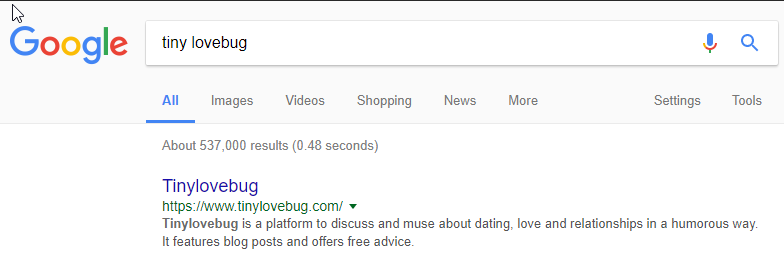 Tiny Lovebug Google Search