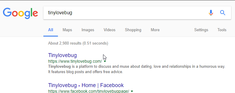 Tinylovebug Google Search