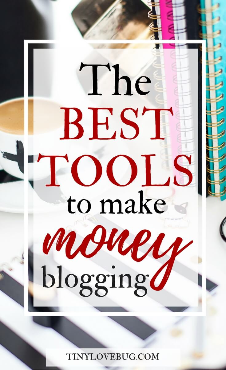 Blogging tools, resources, and plugins that we use and recommend. They're the best on the market and are either free or affordable. Must-haves for profitable blogs!#bloggingtips #toolsforbloggers