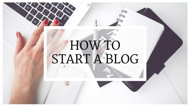 How to start a blog to make money in 2018