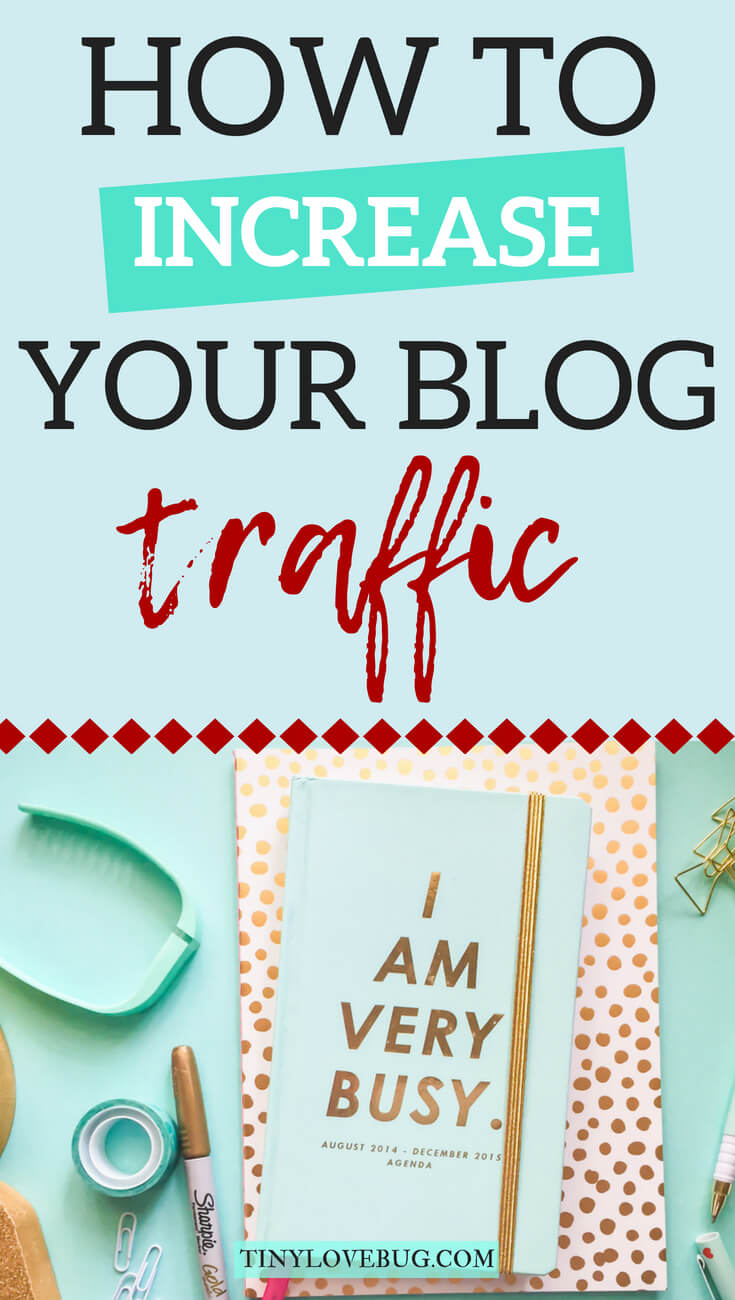 How to Increase Blog Traffic - New Marketing Platforms and Strategies. If you are a blogger you need to read this! Tom from