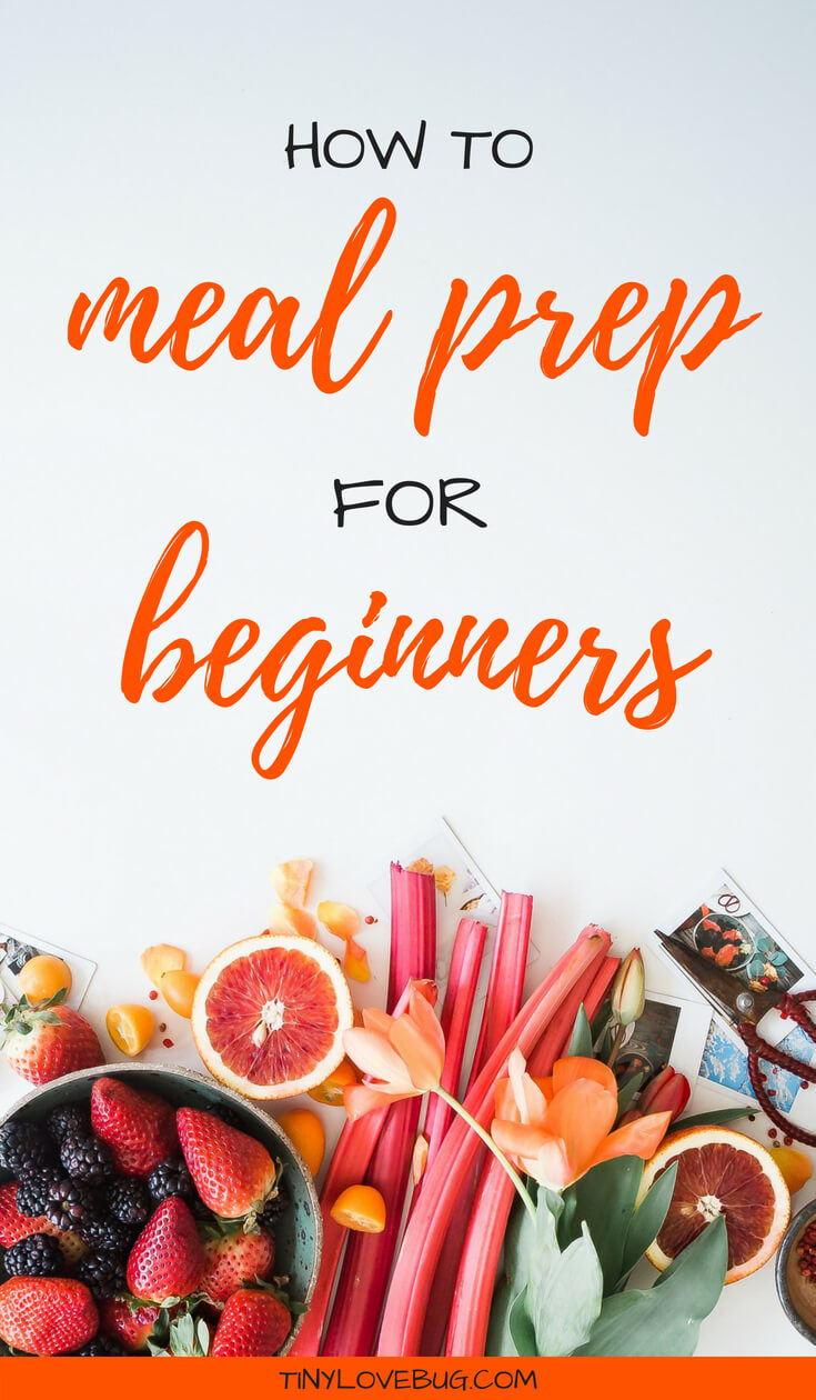If you're a busy woman but want to eat well meal prep is the answer! Follow this meal prep for beginners guide and meal prep for the week. If your goal is to lose weight meal prep for weight loss. Meal prep doesn't have to be overwhelming. Follow these easy 9 steps and you'll rock it! Meal prep and meal planning will be really useful with the back to school rush. #mealprep #productivity #health #backtoschool