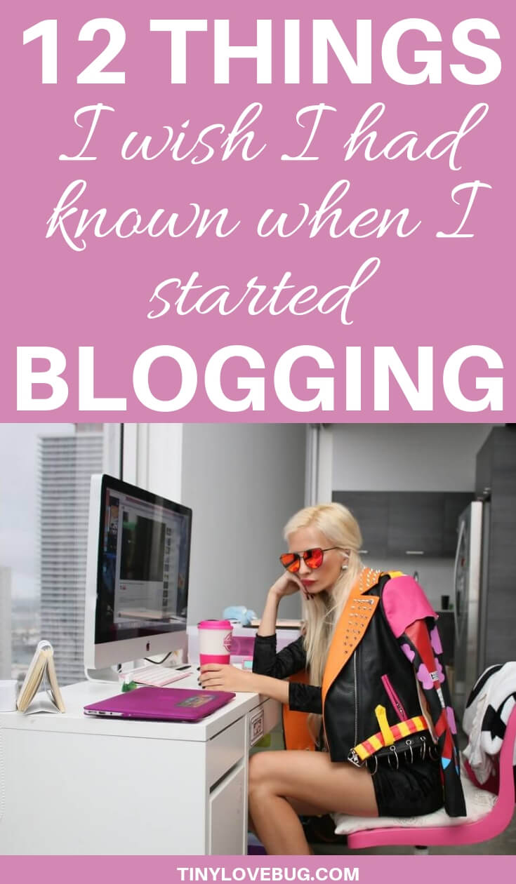 If you are a new blogger and you've just created your own blog you will find Peter's post 12 Things I Wish I Had Known When I Started Blogging really useful. Blogging for beginners is not easy. Getting blog traffic and making money blogging is hard and you can avoid some common mistakes by reading this post. #bloggingforbeginners #blogtraffic #makemoneyblogging