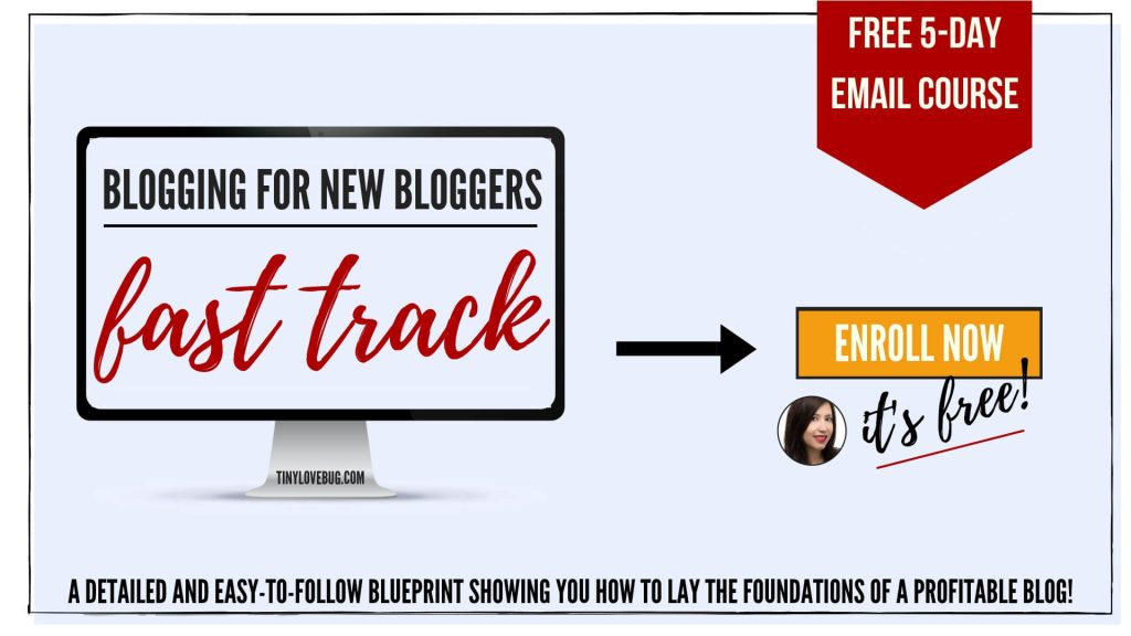 Blogging for new blogger fast track - free course - enrol now