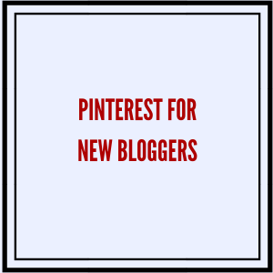 Pinterest for new bloggers Pinterest community