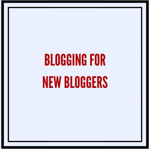 blogging for new bloggers Pinterest community