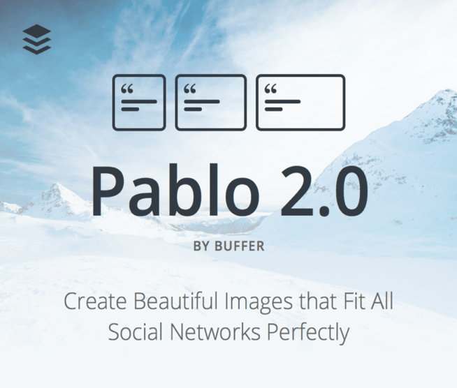 Create your blog graphics with Pablo